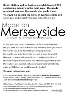 Made on Merseyside exhibition