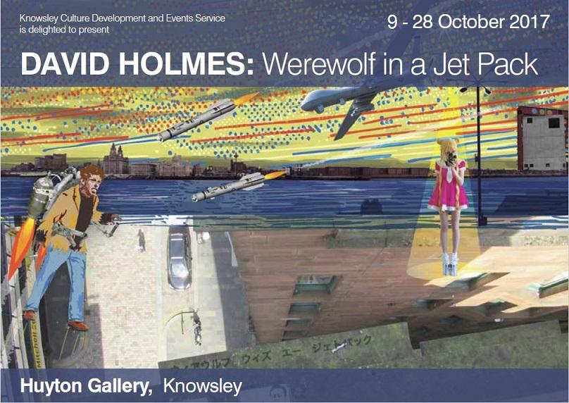 David Holmes Werewolf in a Jet Pack