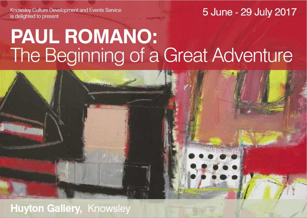 Paul Romano Beginning of a Great Adventure
