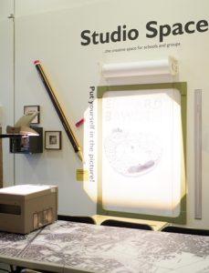 Studio Space Kirkby Gallery