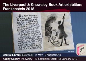 Liverpool & Knowsley Book Art