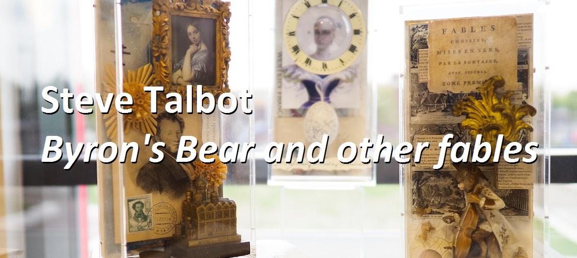 Steve Talbot Byron's Bear