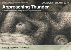 Approaching Thunder Kirkby Gallery