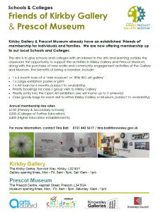 Friends of Kirkby Gallery & Prescot Museum